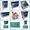 Безопасные многосекционные кормушки для кроликов #1306761