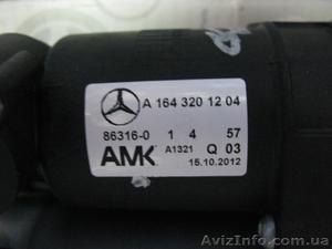 Компрессор пневмоподвески оригинальный для Mercedes ML-Class W164: A1643201204 - Изображение #2, Объявление #1008998