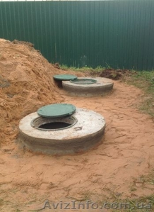 Канализация-водопровод под ключ - Изображение #2, Объявление #1363245