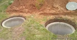 Копаем питьевые колодцы(чистим).Копка сливных/выгребных ям(септик) - Изображение #5, Объявление #1363237