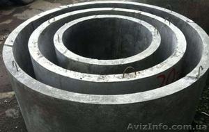 Железобетонные кольца,крышки,днища,люки - Изображение #2, Объявление #1372955