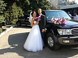 Аренда прокат Vip авто лимузина на свадьбу Харьков - Изображение #1, Объявление #723735