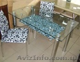cтолы стеклянные,  столы кухонные,  столы обеденные,  столы журнальные, стол копьюте