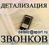 Услуга Детализация звонков с оплатой по факту выполнения (Харьковская область)