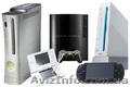 Игровые приставки оптом. PS3,  PSP,  XBOX,  WII и аксессуары к ним по низким ценам!