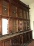 немецкий библиотечный шкаф