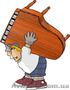 Перевозка Аккуратная Пианино, Рояля,Мебели, Харьков, Украина.  - Изображение #4, Объявление #406826