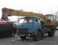 Автокран 12,5 тонн МАЗ-5334 КС-3577 90 г.-140 000 грн, Объявление #417493