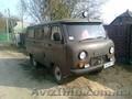 УАЗ – 3962 3НГ грузопассажирский