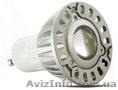 Светодиодная лампа GU10  1Вт 220В