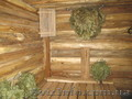 Русская баня на дровах по старым технологиям