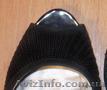 Туфли черные,  элегантные,  размер 38