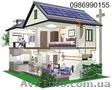 Газовое, твердотопливное, электрическое, тепловые панели, тепловые насосы, солне - Изображение #4, Объявление #728852