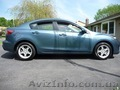Ветровики EGR на Mazda 3 New Sedan