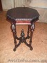 Старинный чайный столик .Харьков