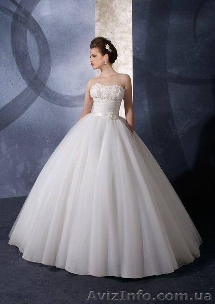 Свадебные платья. Свадебное платье является неотъемлемой частью образа невесты и