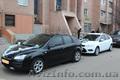 Авто на свадьбу Форд Фокус (черный и белый)