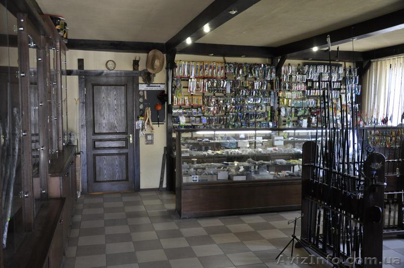 адреса магазинов для рыбалки харьков