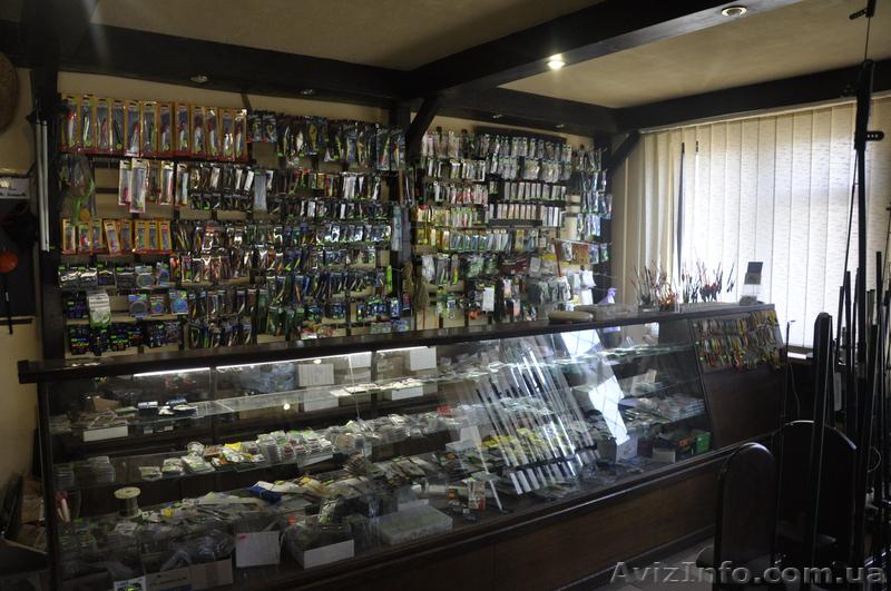 магазин рыбацких сетей в харькове