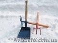Продам садовый, вилы, грабли, лопаты,молотки, кувалды, ломы., Объявление #997911