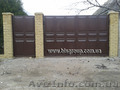 Продам (изготовлю) ворота,калитки,заборы,оградки,решетки. - Изображение #2, Объявление #997910