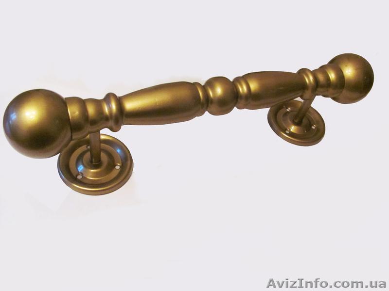 Ручка для двери из металла своими руками