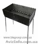 Продам мангал-чемодан, мангал-шашлычница., Объявление #1029021