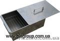 Продам мангал-чемодан, коптильня стальная бытовая, Объявление #1029023