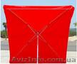 Зонт 3x3м торговые
