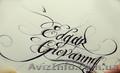 Акция,  татуировка надпись стоит - 150грн. Тату салон DimTattoo