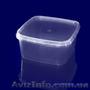 Пластиковые кубы - прямоугольные и квадратные контейнеры