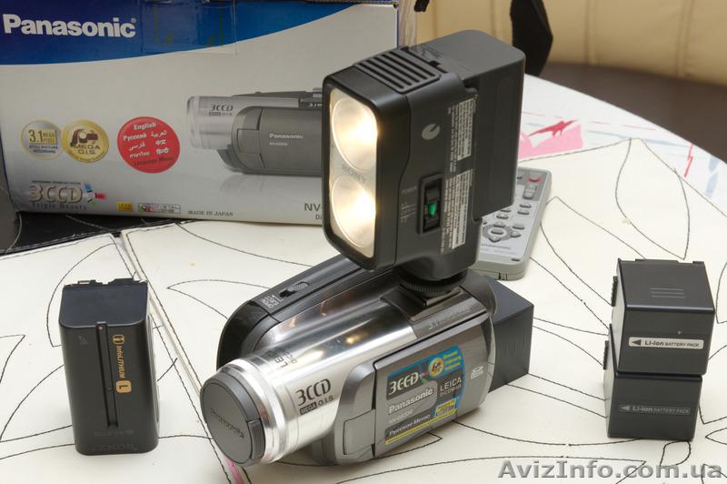 Panasonic video camera recovery software
