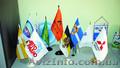Фирма изготовит флаги, накидки, футболки и др. - Изображение #2, Объявление #1188361