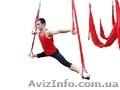 Курсы фитнес инструкторов функциональных тренировок: TRX петли,  перекл