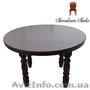 Круглый стол от производителя (4 ноги) - Изображение #2, Объявление #1212831