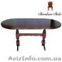 Деревянные большие столы, Стол 300х100       - Изображение #2, Объявление #1212870