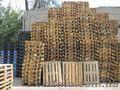 Европоддоны деревянные, пластиковые. Евротара-Харьков, Объявление #1232449