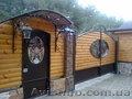 кованые ворота под заказ - Изображение #4, Объявление #1287130