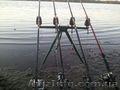 Фидерная тренога под четыре удилища (+ видео)  - Изображение #2, Объявление #713326