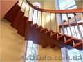 Лестница маршевая деревянная под заказ, Объявление #1291173