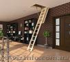 Чердачные деревянные лестницы  - Изображение #5, Объявление #1291168