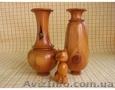 Деревянные вазы и подсвечники, подставки - Изображение #7, Объявление #1291194