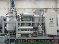 Оборудование по очистке топлива,  масел,  растворителей.