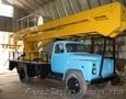 Автогидроподъемник АГП-18 на шасси ГАЗ-53  капремонт.