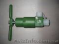Газовый вентиль  АВ-011М,  АВ-013М , стендовую газовую арматуру на высокое давлени