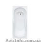 Продам ванны композитные стеклопластиковые прямоугольные 150x70 см АКВА KOMEL