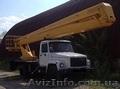 Автогидроподъемник ВС-22-01РГ на шасси ГАЗ-3307  капремонт , Объявление #1328420