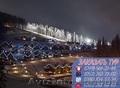 Карпаты на Новый Год и Рождество 2016 из Харькова
