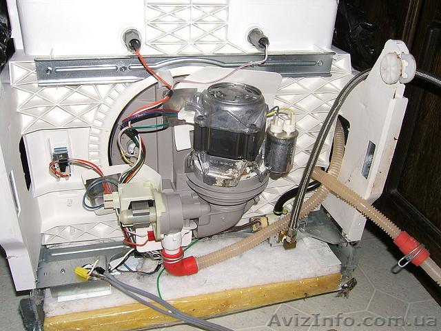 Ремонт посудомоечных машин whirlpool своими руками