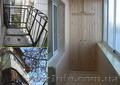 Балконы: остекление,  расширение,  обшивка,  ремонт